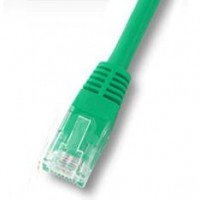 Latiguillo RJ45 Utp Cat 5e 5m Verde