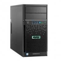 Servidor HP Proliant ML30 GEN9 E3-1220V5  /  3.0 Ghz  /  4gb DDR3  /  Lff  /  1tb  /  DVD-rw  /  Array B140I