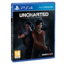 Juego PS4 - Uncharted 5  /  The Lost Legacy - El Legado Perdido