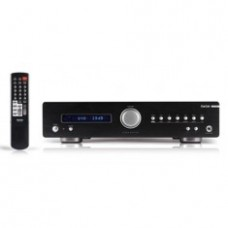 Amplificador Estereo Hifi Fonestar  AS-150R 75W+75W  Vfd  /  Cd  /  DVD  /  Vcr  /  Aux  /  Sd /  MP3  /  Mpg