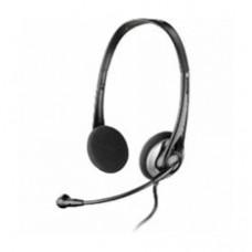 Auricular Plantronics Audio 326, Microfono, Anulacion de Ruido, Para Pc