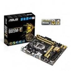 Placa Base Asus Intel B85M-E Socket 1150 DDR3X4 1600MHZ 32GB HDMI Matx