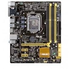 Placa Base Asus Intel B85M-G Socket 1150 DDR3X4 1600MHZ 32GB HDMI Matx
