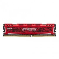 Memoria DDR4 16GB Crucial Ballistix Sport Lt  /  Dimm 288  /  2400 Mhz  /  PC4 19200  /  CL16