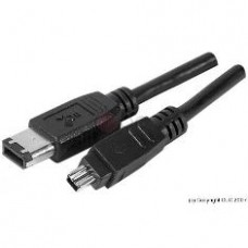 Cable Fire Wire - Mini Firewire 6pm / 4pm 2m