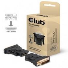 Adaptador Club 3D Dvi-d (24+1 Pin) Macho A HDMI 1.3 Hembra