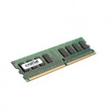 Memoria DDR2 2gb Crucial  /  Dimm 240  /  667MHZ  /  PC2 5300  /  CL5  /  1.8V