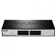 Switch 16 Puertos 10 / 100 Soho D-link