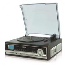 Giradiscos Daewoo Funcion Codificador USB / sd Cassete Am / fm