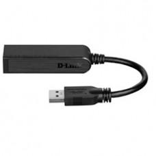 Adaptador D-link DUB-E1312 USB 3.0 10 / 100 / 1000mbps Gigabit Ethernet