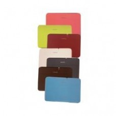 Funda Book Para Tablet Samsung Galaxy 10.1'' Semi Rigida, Rosa