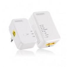 Kit Powerline   Eminent 500mbps Wifi