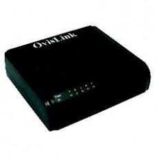 Switch  5 Puertos 10 / 100 Mb Evolution Ovislink