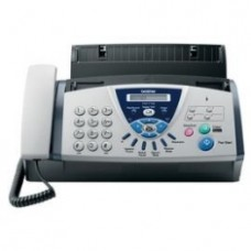 Fax Brother Termico T106 LCD A4 /  RJ11 /  Adf /  Auricular Integrado