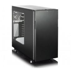 Caja Ordenador Gaming Fractal Desing Define R5 Blackout con Ventana, ATX , USB 3.0, Sin Fuente