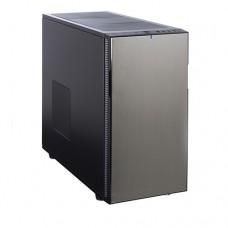 Caja Ordenador Gaming Fractal Desing Define R5 Titanium, ATX , USB 3.0, Sin Fuente