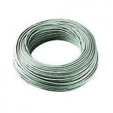 Cable Ftp Cat 6 Solido Bobina 1000m 500mhz Libre de Halogeno Gris