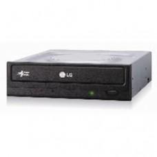 Regrabadora Lg DVD GH24NSD1 24X Negra SATA Bulk