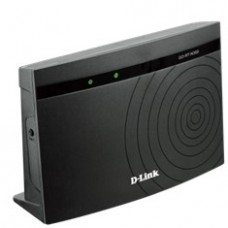 Router + Repetidor Wifi 300 Mbps + Switch 4 Ptos D-link