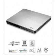 Regrabadora Lg DVD Rw GP57ES40, Slim, Externa Usb