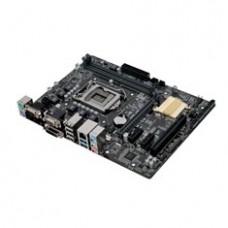 Placa Base Asus Intel H110M-C Socket 1151 DDR4X2 2133GHZ Max 32GB Dvi VGA Matx