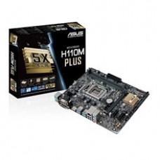 Placa Base Asus Intel H110M-PLUS Socket 1151 SSR4X2 32GB Max HDMI Uatx
