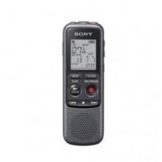 Grabadora Digital Sony 4gb /  USB /  MP3 /  Gris