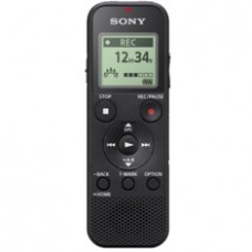 Grabadora Digital Sony ICD-PX370  /  4gb  /  USB  /   MP3  /  Bateria 57 Hs Duracion.