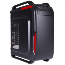 Caja Ordenador ATX Negra Pc Elite Black Lion IT1523 con Ventana USB 3.0 + Card Reader Gaming