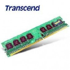 Memoria DDR2 2gb Transcend /  800 Mhz /  PC6400