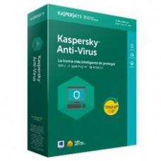Antivirus Kaspersky Antivirus 2018 3 Licencias