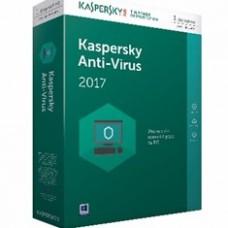 Antivirus Kaspersky  Antivirus 2017 1 Licencia