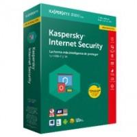 Antivirus Kaspersky Internet Security 2018 3 Licencias Renovacion