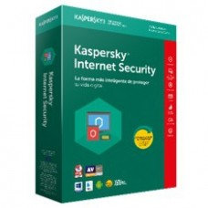 Antivirus Kaspersky Internet Security 2018 3 Licencias
