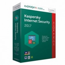 Antivirus Kaspersky Internet Security 2017 1 Licencia Multi Device