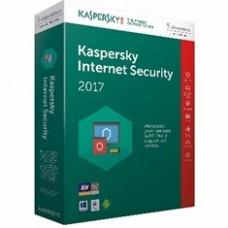 Antivirus Kaspersky Internet Security 2017 5 Licencias Multidevice