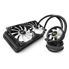 Kit Refrigeracion Liquida Cryorig A40 Ultimate 120 Mm X 2 Gaming