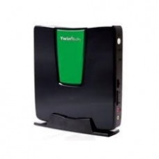 Barebone Mini-pc Negro Atom D525  /  Wifi  /  Red  /  HDMI  /  Esata  /  6usb  /  Lector Tarjetas  /  Full Hd