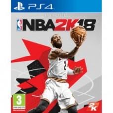 Juego PS4 - Nba 2K18 2018
