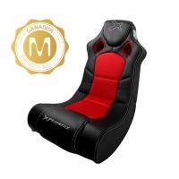 Sillon  /   Sofa Phoenix Gaming Racer Negro Incorpora Sistema de Sonido 2.1