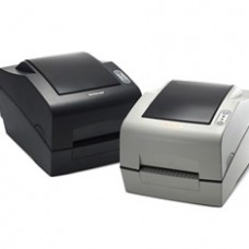 Impresora Etiquetas Trasnfe. Termica Bixolon SLP-TX400EG Red Serie USB Negra