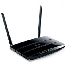 Modem Router Wifi 300 Mbps + Switch 4 Ptos Giga Tp-link