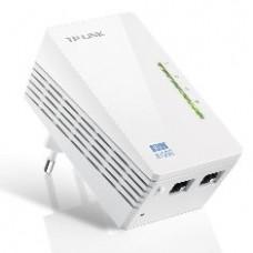 Adaptador de Red Wifi Linea Electrica 500 Mbps Power Line Tp-link