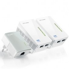 Pack  Powerline TL-WPA4220 X2 + TL-PA4010 X1
