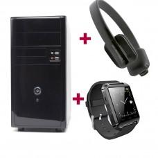 Kit Ordenador Phoenix i5 + Auriculares Bluetooth + Reloj Smartwatch  + Juego Pc Fx