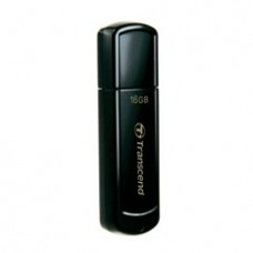 Memoria USB 16GB Jetflash 350 Transcend Negro