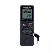 Grabadora Digital Olympus VN-541PC + Microfono Unidireccional ME52 /  4gb /  Negra