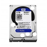 Disco Duro Interno HDD Wd Blue 6 Tb 6000gb 3.5